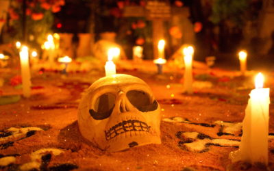 Day of the Dead Dream Tending & Ritual Retreat
